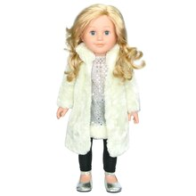 Modern Girls Glam Girl Doll Accessory Set by Creatology, Coat