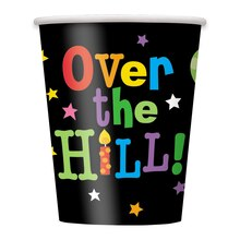 9oz Over The Hill Paper Cups, 8ct