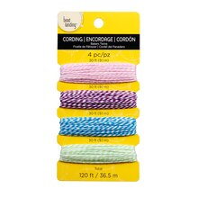 Bright Baker's Twine Cording by Bead Landing