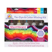 Rainbow Rock Professional Soda Ash Tie-Dye & Color Mixing Kit