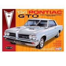 Polar Lights 1964 Pontiac GTO Snap-Together Plastic Model Kit