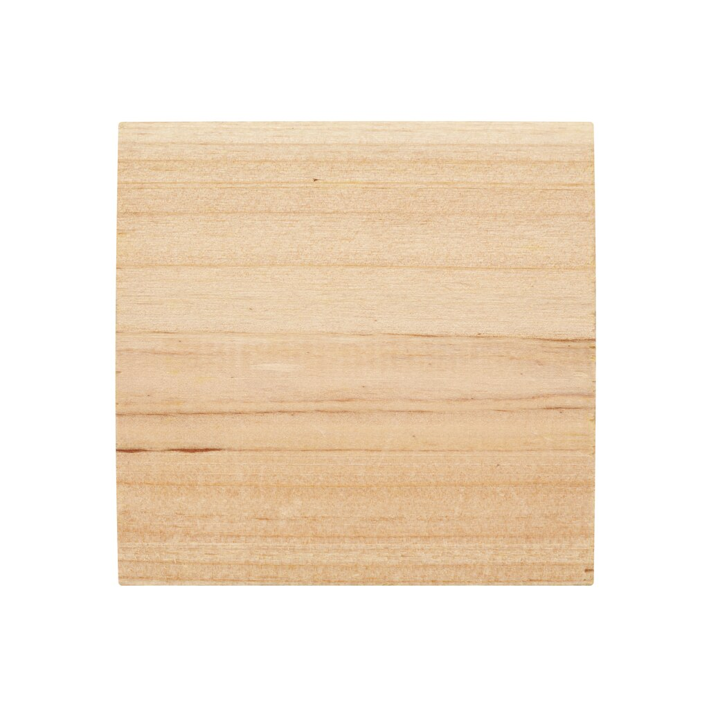Shop For The Square Cedar Wood Shape By Artminds 174 At Michaels