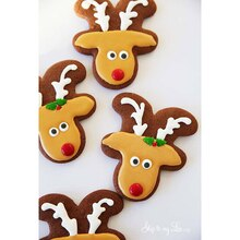 Reindeer Cookies, medium