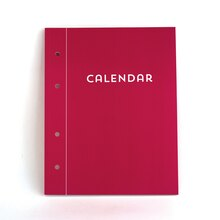 Calendar Planner Book by Recollections