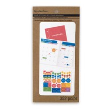 Craft It Organize It Calendar Stickers by Recollections