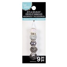 Pave Mix Beads by Bead Landing Bits & Baubles