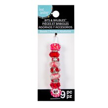 Red Mix Beads by Bead Landing Bits & Baubles