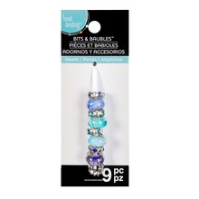 Blue Ombre Mix Beads by Bead Landing Bits & Baubles