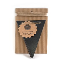 Craft Smith Chalkboard Triangle Banners