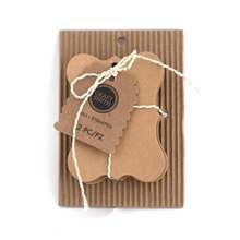Craft Smith Shield Chipboard Tags