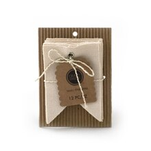 Craft Smith Banner Canvas Tags
