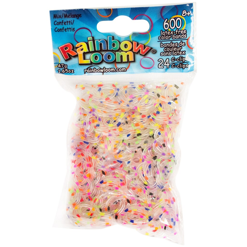 Buy The Rainbow Loom 174 Glow In The Dark Refill Bands