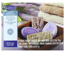 Everything Lavender Soap Making Kit by ArtMinds