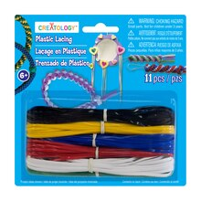 Cool Combos Plastic Lacing by Creatology