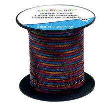 Multicolor Plastic Lacing Cord by Creatology