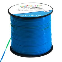 Blue & Green Plastic Lacing Cord by Creatology Spool