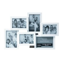 6-Opening Collage Frame by Studio Decor Expressions