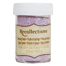Opaque Sparkle Embossing Powder by Recollections Signature, Vintage Lilac