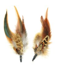 Natural Feather Picks by ArtMinds