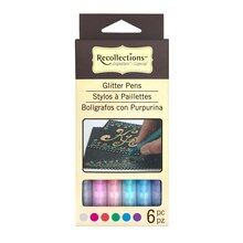 Glitter Pens by Recollections Signature