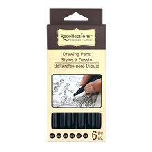 Drawing Pens by Recollections Signature