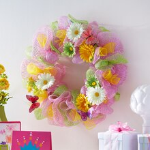 Mother's Day Wreath, medium