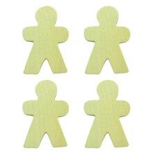 New Image Company Wood Gingerbread Men