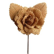 Burlap Floral Pick by Celebrate It Occasions