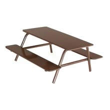 Sparrow Innovations Miniatures Picnic Table