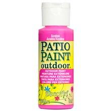 DecoArt Patio Paint Outdoor, Azalea