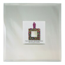Beveled Square Mirror by ArtMinds