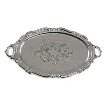 Sparrow Innovations Miniatures Oval Serving Tray