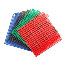 Multicolor Plastic Canvas Squares by Loops & Threads