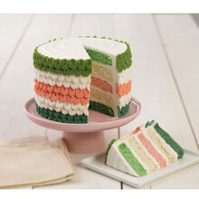 Layers of Loops 5-Tier Cake, medium