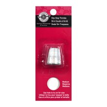 Medium Slip-Stop Thimble by Loops & Threads