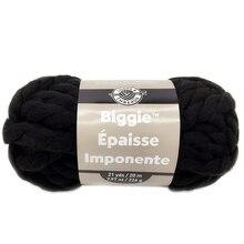Biggie Yarn by Loops & Threads, Black