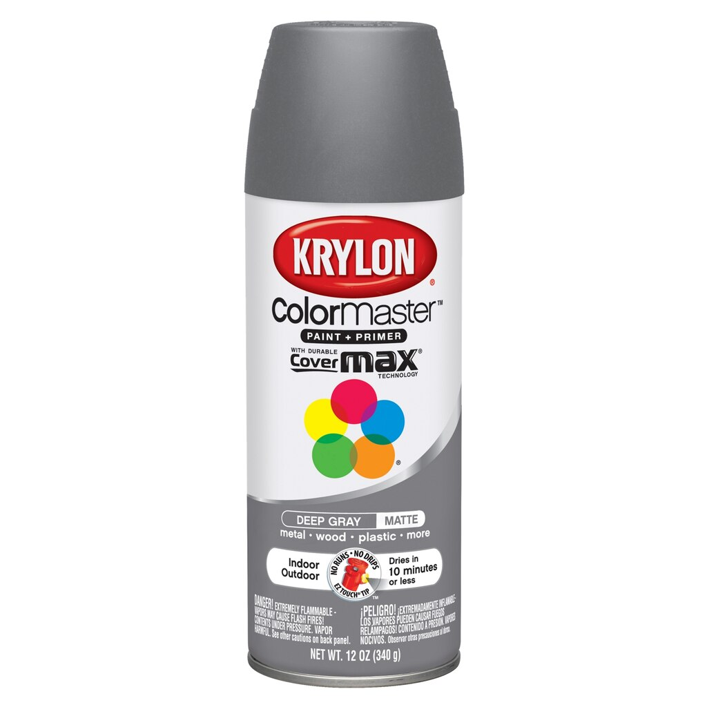 Shop for the Krylon ColorMaster™ Matte Paint & Primer at Michaels