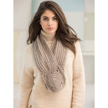 Brompton Abbey Cowl, medium