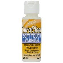 Americana DuraClear Soft Touch Varnish