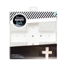 "Heidi Swapp 9"" Marquee Love Plus Sign Kit"