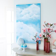 Cloud Painting, medium