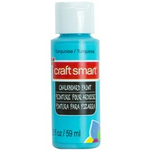 Chalkboard Paint by Craft Smart, 2 oz. Turquoise