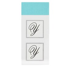 Gartner Studios Monogram Seals, Y