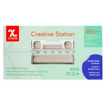 Xyron Creative Station Two-Sided Laminate Cartridge Refill