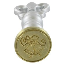 Gartner Studios Sealing Wax Stamper, Wedding Bells
