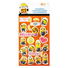 Despicable Me 2 Minions Standard Stickers