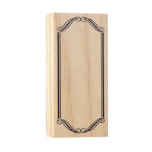 Frame Wood Stamp by Recollections