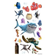 Disney Pixar Flat Stickers, Finding Nemo