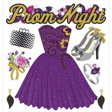 Jolee's Boutique Stickers, Prom Night