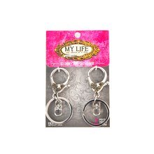My Life by Amy Labbe Fancy Key Chains